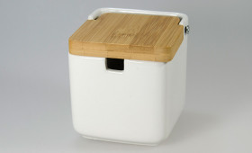 Salero cocina c/tapa madera 2984/21