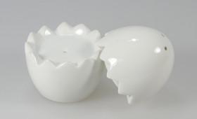 Juego sal/pimienta huevo 2323/21