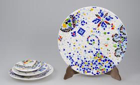Colección platos redondos