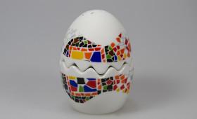 Juego sal/pimienta huevo 2323/32GR