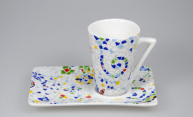 Taza café cónica 2365/32G