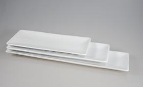 Colección bandejas rectangulares