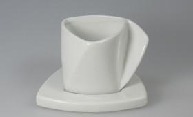 Taza café papel c/ plato 2586/21