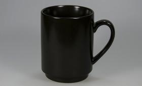 Mug negro mate 2706/21