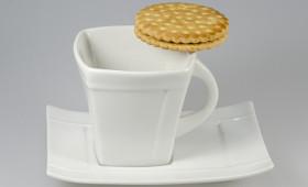 Taza café 11cl. c/ plato 2767/1