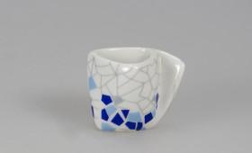 Mini mug papel c/s imán 2852/32G