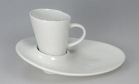 Taza y plato Rixi 2896/21