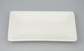 Bandeja blanca mate rectag. 2936/21