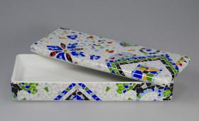 Caja rectg. 16 x 6,5cm 2977/32G
