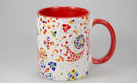 Mug interior y asa de color 2988/32GR