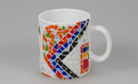 Mug pequeño c/s imán 3021/32GR