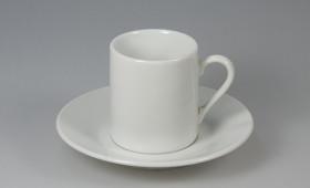 Taza café 5cl con plato 9/21